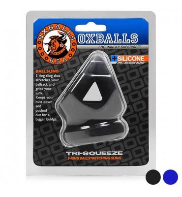 Δαχτυλίδι Πέους Tri-Squeeze...