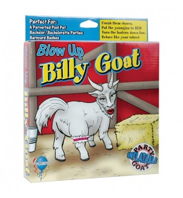 Φουσκωτή Κούκλα Billy Goat...