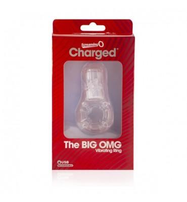 Δαχτυλίδι Πέους Big Omg...