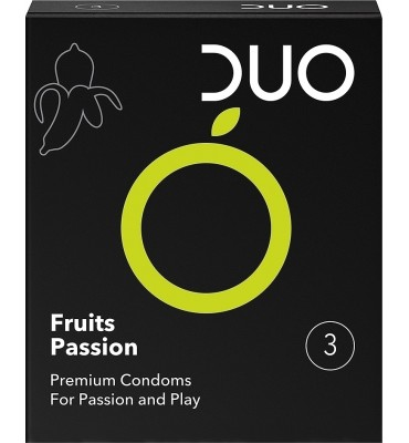 Duo Fruits Passion Γεύσεις...