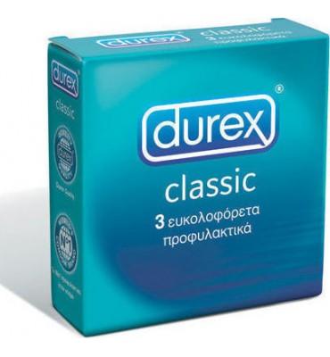 Durex Classic 3τμχ