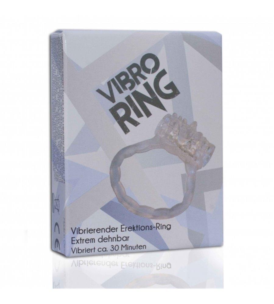 Δαχτυλίδι πέους Cockring Διάφανο