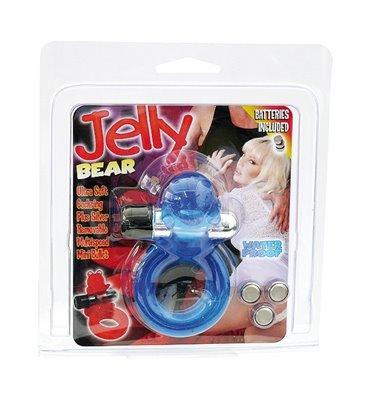 Δαχτυλίδι πέους Jelly Bear