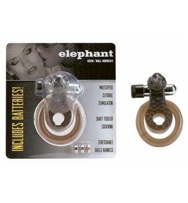 Δαχτυλίδι πέους Elephant Cock/Ball Harne