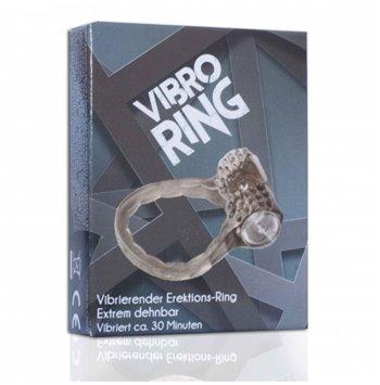 Δαχτυλίδι πέους Cockring Μαύρο