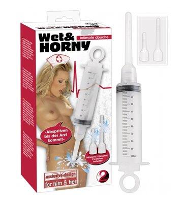 Κλύσμα Wet & Horny