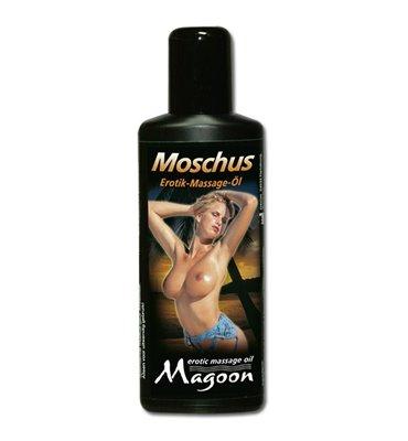 Λάδι για μασάζ Moschus 100ml