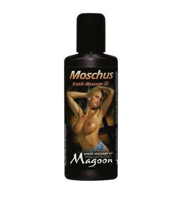 Λάδι για μασάζ Moschus 50ml