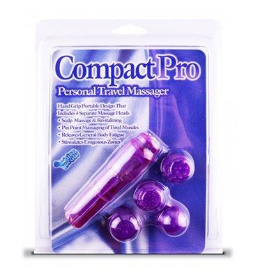 Μίνι Δονητής Compact Pro μοβ