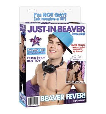 Κούκλα Just-is-Beaver