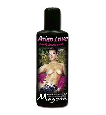 Λάδι για μασάζ Asian Love 100 ml