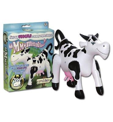 Φουσκωτή αγελάδα