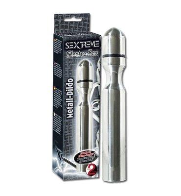 Electro Sex Metal Dildo