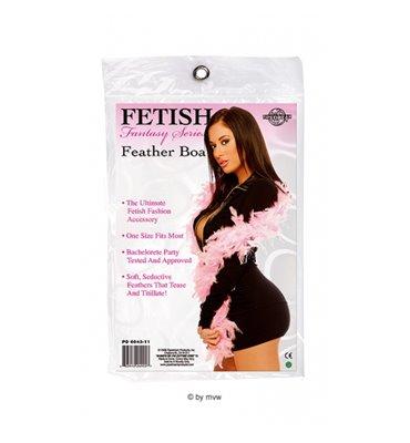 Fetish Fantasy Feather Boa - Pink