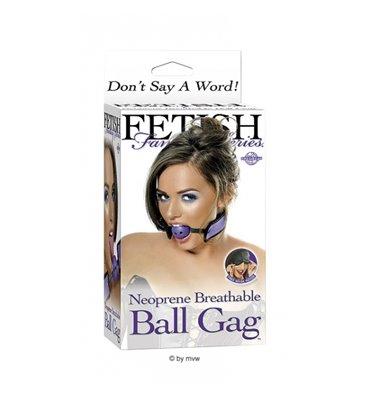 Neoprene Breathable Ball Gag