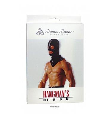 Latex Hangman&039s Mask L
