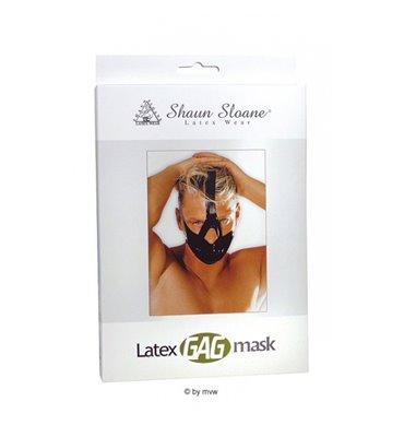 Latex Gag Mask