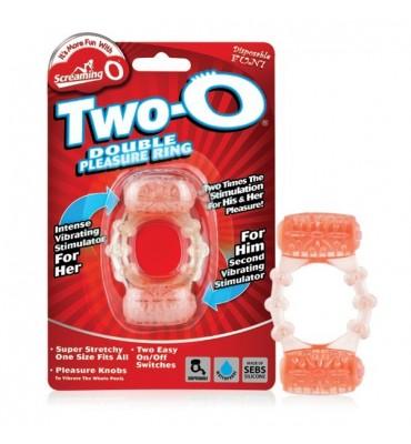 Δαχτυλίδι Δόνησης The Two O...