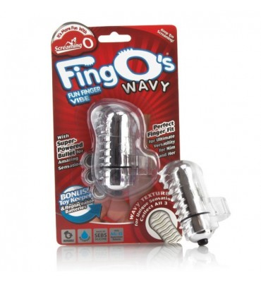Δαχτυλίδι Δόνησης The FingO...
