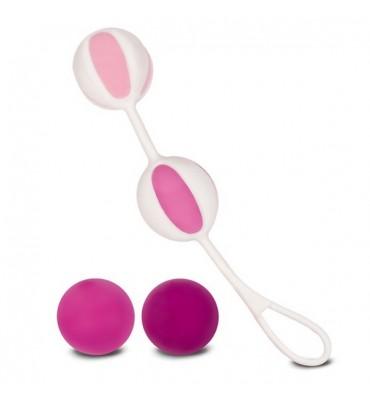 Μπάλες Γκέισας 2 Ροζ Fun...