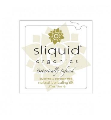 Λιπαντικό Silk Organics...