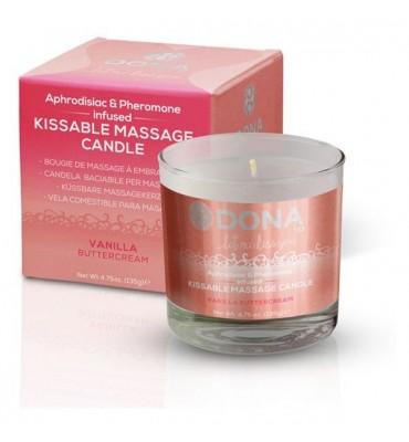 Κερί για Μασάζ Kissable...