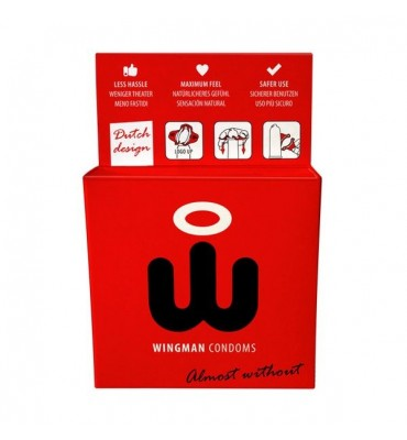 Προφυλακτικά Wingman 3...