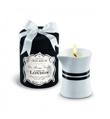 Κερί για Μασάζ London...