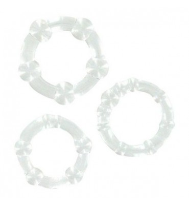 Δαχτυλίδια Πέους με Χάντρες...