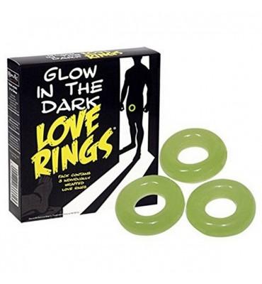 Δαχτυλίδια Έρωτα Glow in...