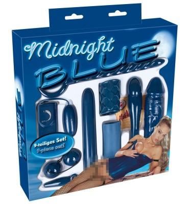 Ερωτικό σετ Midnight Blue