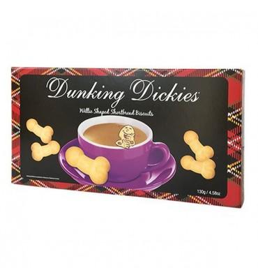 Μπισκότα Bουτύρου Dunking...